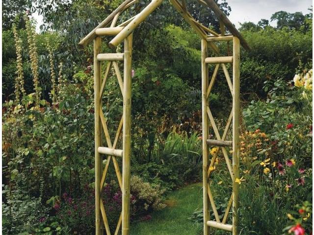 23 Idées Sublimes D Arches Pour Décorer Son Jardin