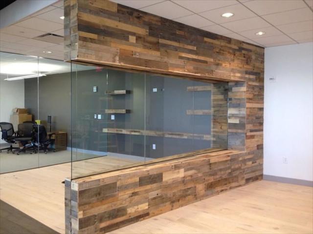 Wooden Wall Designs 30 Striking Bedrooms That Use The: 30 Idées Pour Refaire Sa Décoration Avec Des Planches En