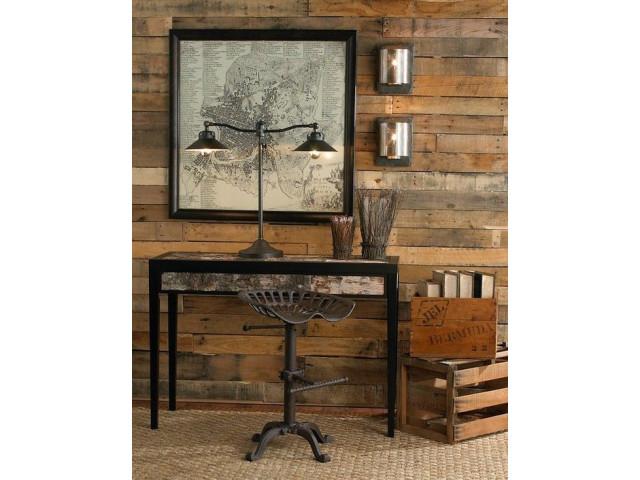 30 id es pour refaire sa d coration avec des planches en bois de palette des id es. Black Bedroom Furniture Sets. Home Design Ideas