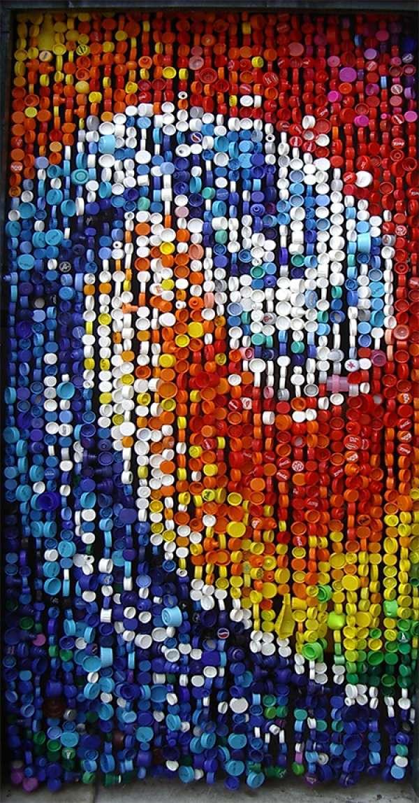 Fabuleux 20 incroyables idées pour recycler des bouchons en plastique - Des  BL12