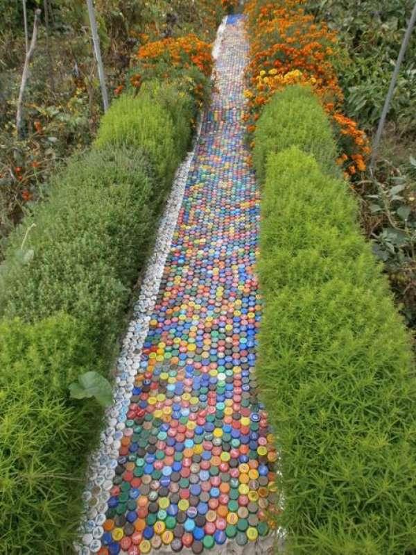20 incroyables idées pour recycler des bouchons en plastique ...