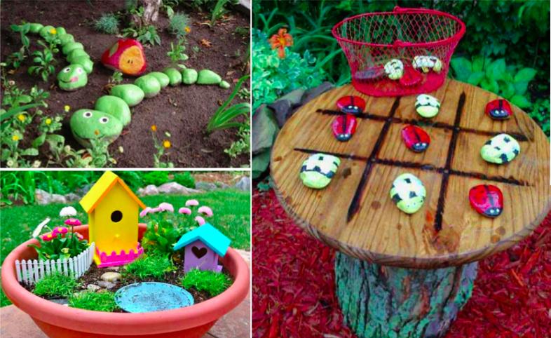 20 bricolages mignons sur le th me du jardinage faire avec les enfants des id es. Black Bedroom Furniture Sets. Home Design Ideas