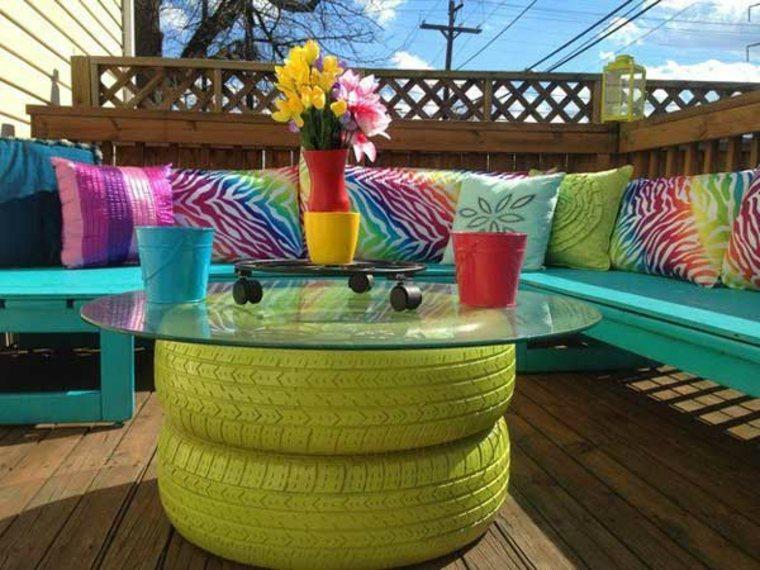 19 idées pour faire soi-même des décorations de jardin ...