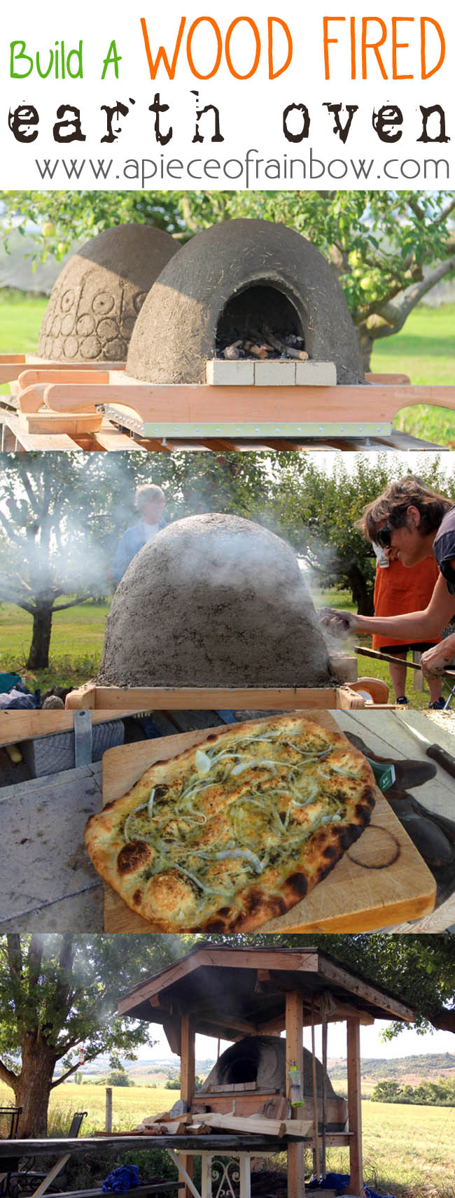 Comment construire facilement son propre four pizza en for Construire un four a pizza exterieur