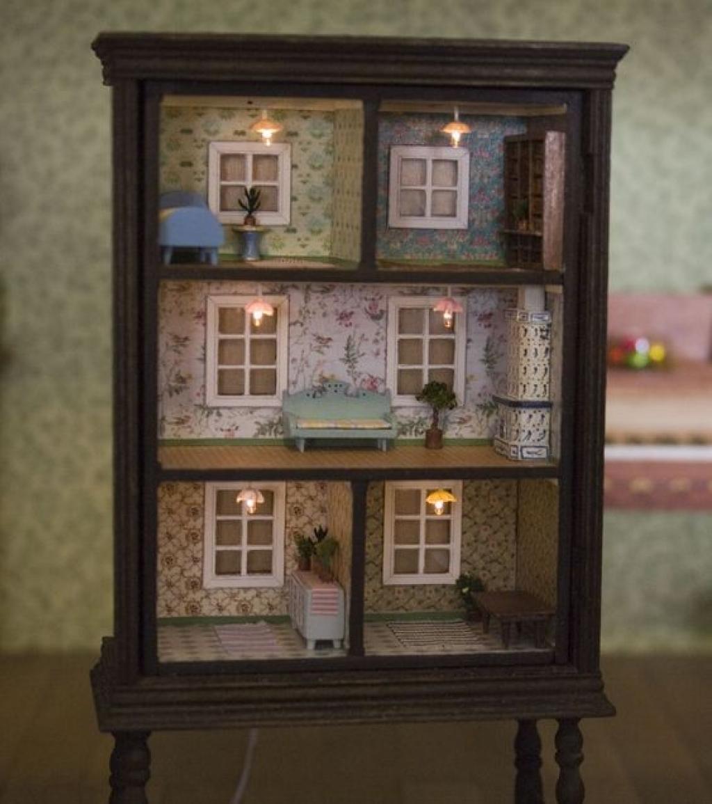 29 id es pour transformer de vieux meubles en nouveaux page 2 sur 3. Black Bedroom Furniture Sets. Home Design Ideas