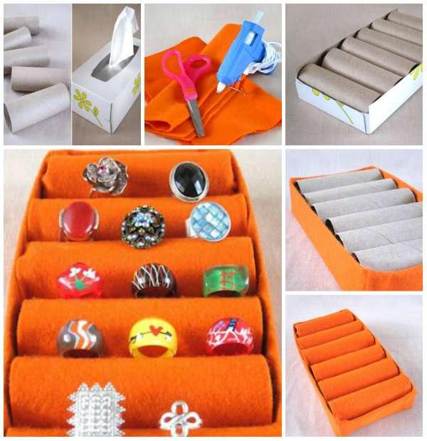 14 nouvelles id es pour recycler des rouleaux de papier toilette des id es. Black Bedroom Furniture Sets. Home Design Ideas