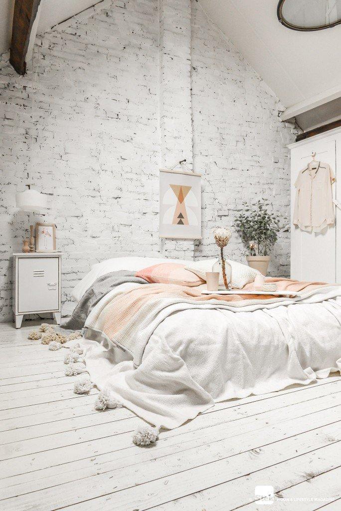 20 transformations sublimes de combles en chambre à coucher - Page ...