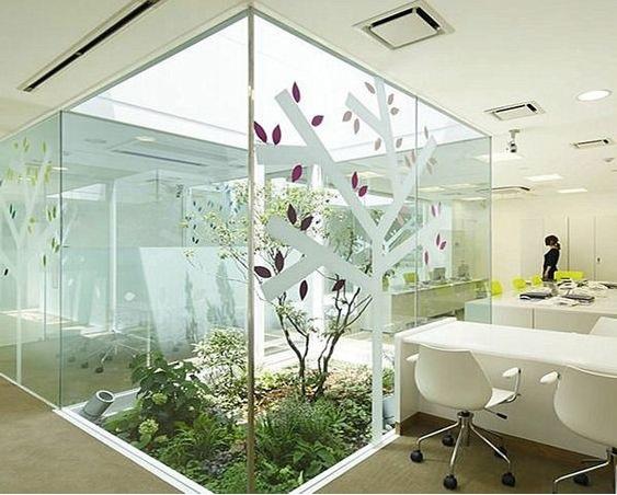 38 id es pour faire un petit jardin d 39 int rieur page 2 sur 4. Black Bedroom Furniture Sets. Home Design Ideas