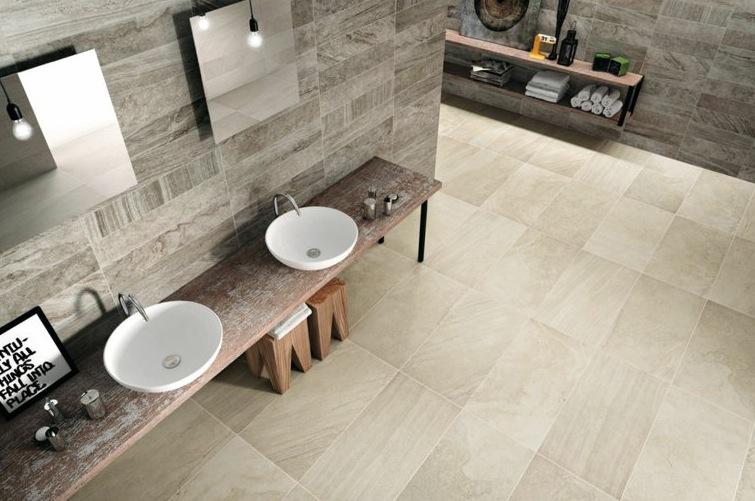 21 salles de bain rustiques qui gardent l\'attrait du moderne