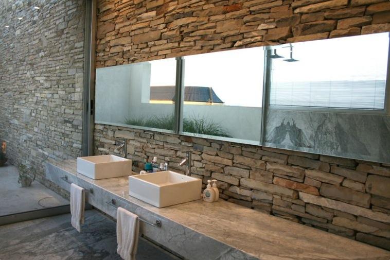 21 salles de bain rustiques qui gardent l\'attrait du moderne - Des idées