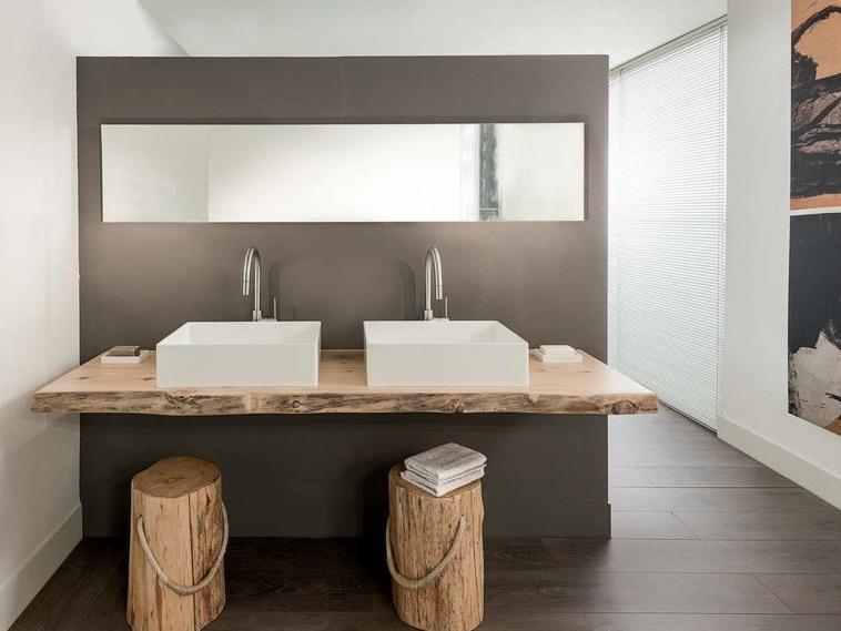 21 salles de bain rustiques qui gardent l\'attrait du moderne - Des ...