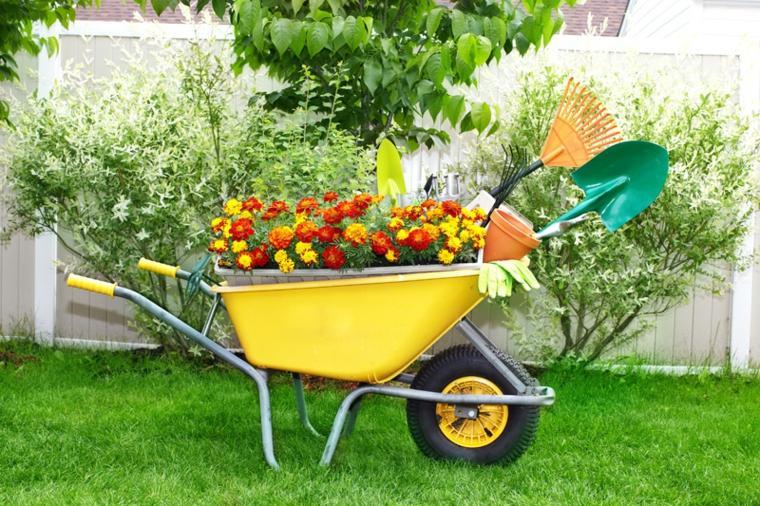 chariot-idee-deco-fleurs-recup