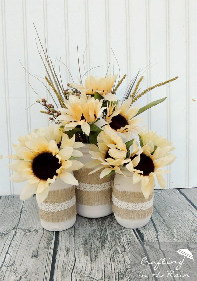 decoration-automne-bouquet-pot