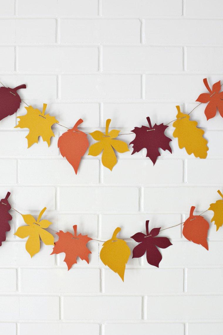 guirlande-papier-deco-mur-automne