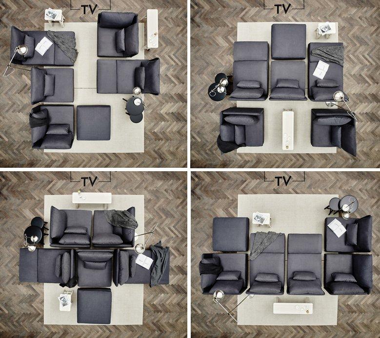 13 inventions parfaites pour ceux qui vivent en colocation for Ikea location emplacement