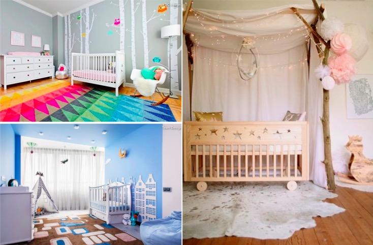 10 chambres pour b b la d coration compl tement folle for Quand preparer chambre bebe