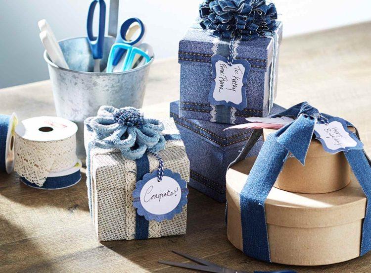 objet-deco-jeans-recycle-boite-cadeau-idees-diy