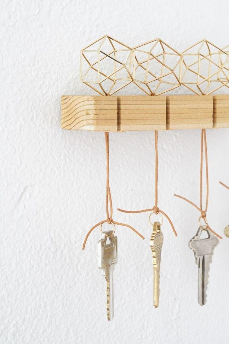 bricolage-porte-cle-bois-decoration-diy