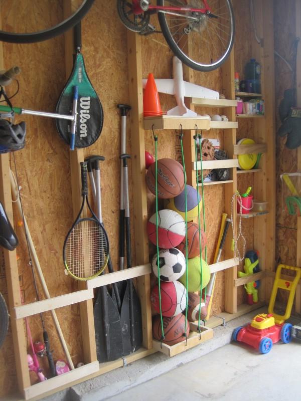 Berühmt 18 idées de rangements pour un garage désencombré et organisé  JK39