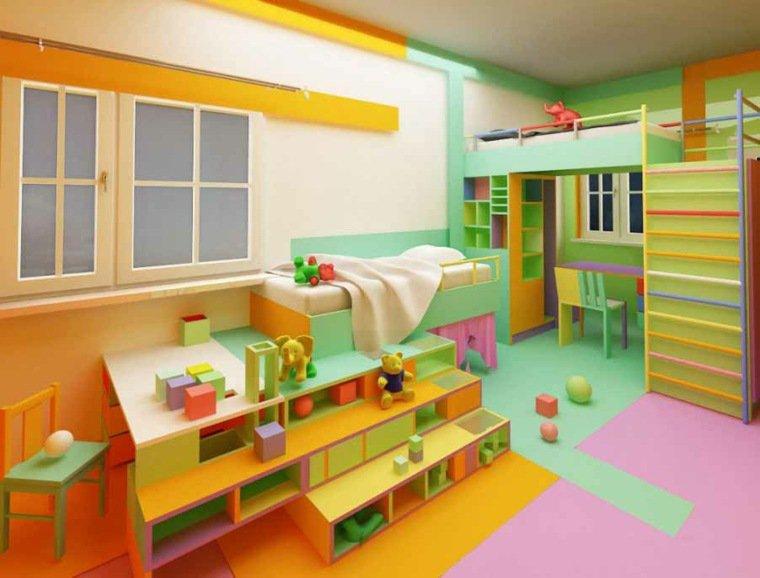 idee-deco-chambre-enfant-partagee