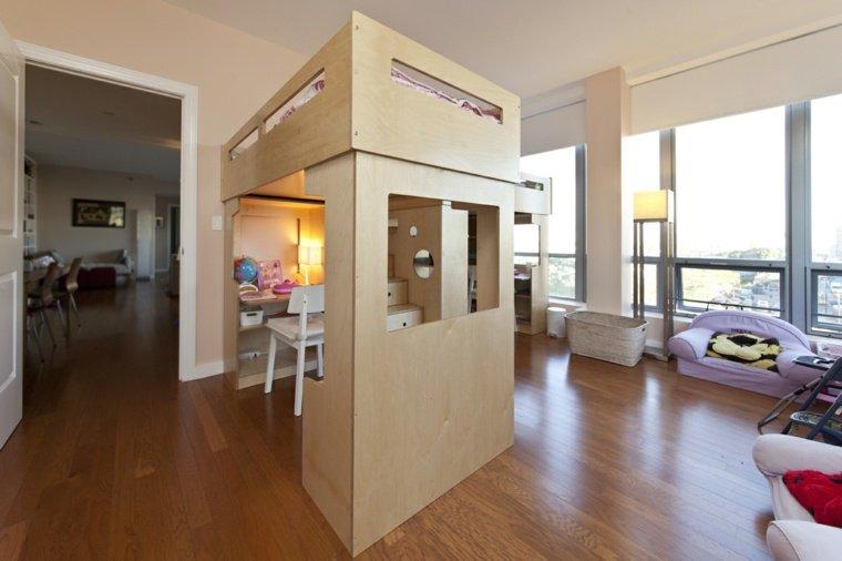 30 idées pour aménager une chambre partagée par plusieurs enfants ...