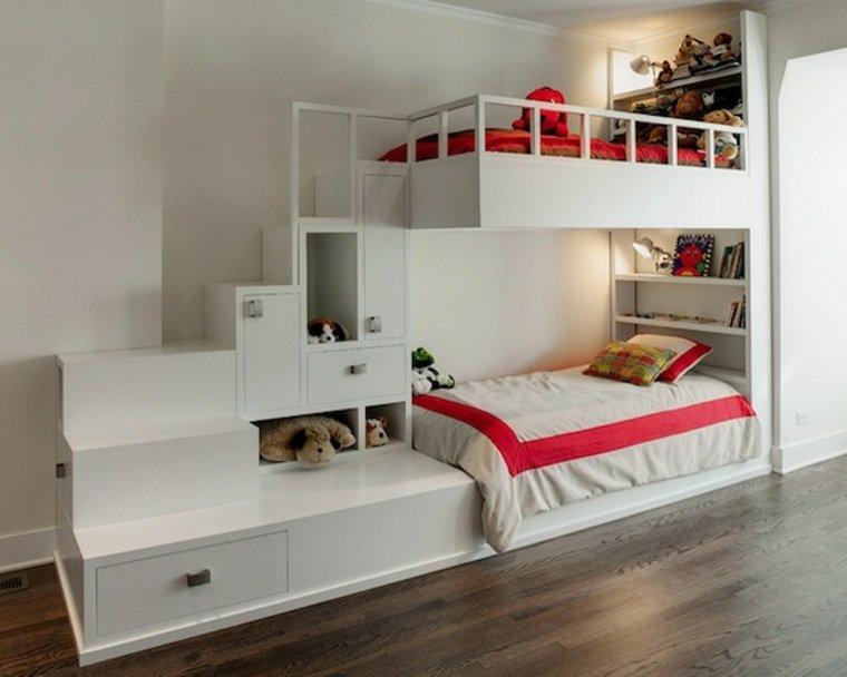 Chambre Enfants Mixte. Affordable Chambre Pour Jeunes Enfants With ...
