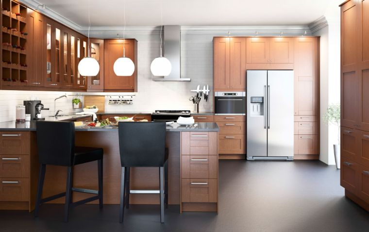 photo-cuisine-ikea-mobilier-bois-design-u
