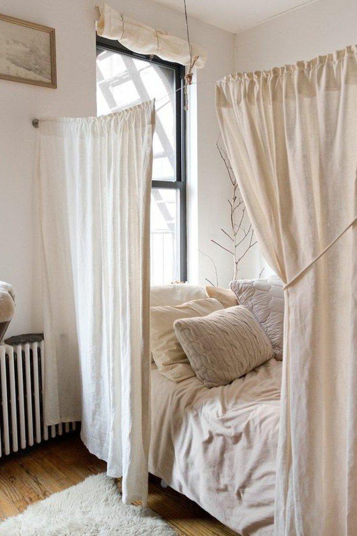 1 idee meubler un studio en beige tapis. comment amnager un petit ...