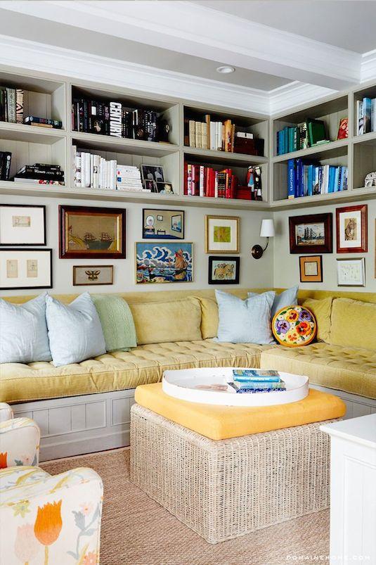 36 trucs et astuces pour l 39 am nagement de petits espaces des id es. Black Bedroom Furniture Sets. Home Design Ideas