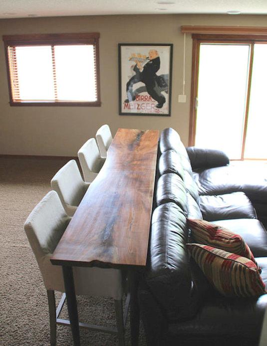 36 trucs et astuces pour l 39 am nagement de petits espaces for Table petits espaces