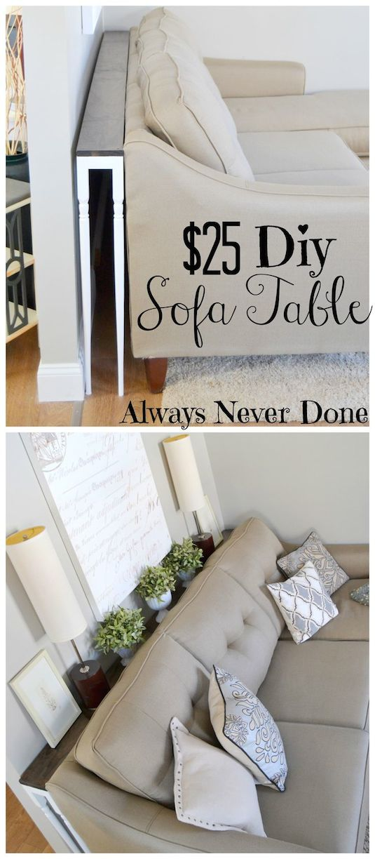 20-build-a-narrow-sofa-table-to-place-behind-your-couch-perfect-for-drinks-when-theres-no-room-for-a-coffee-table-29-sneaky-tips-for-small-space-living