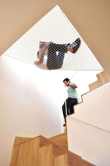 28-hamac-idee-sur-escalier