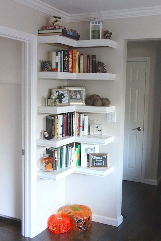 4-put-shelving-in-unused-corners-of-the-house-29-sneaky-tips-for-small-space-living