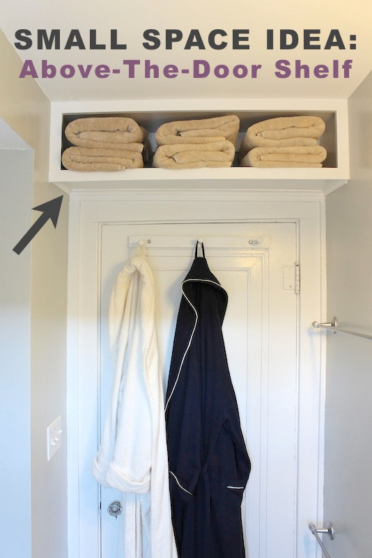 8-use-the-space-above-a-door-for-extra-storage-29-sneaky-tips-for-small-space-living