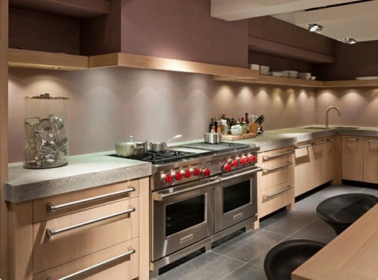 43 cuisines avec de superbes lots ou comptoirs de cuisine en b ton page 4 sur 4 des id es. Black Bedroom Furniture Sets. Home Design Ideas