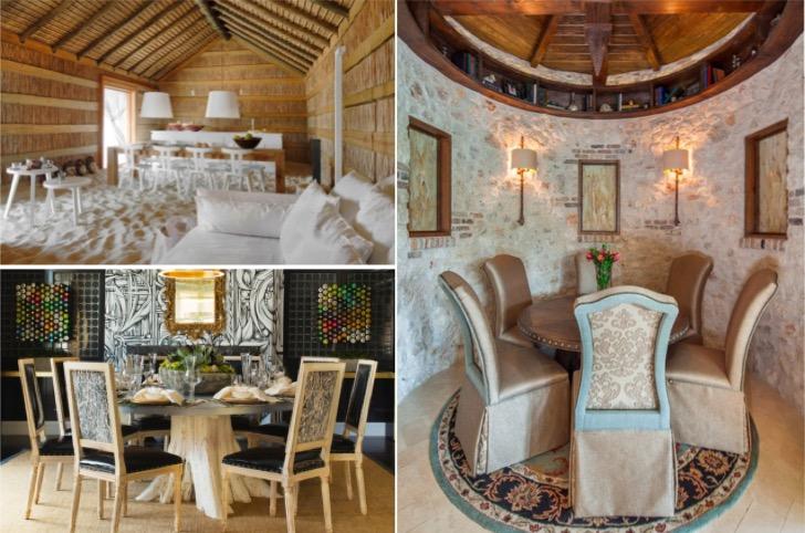 d couvrez 8 salles manger atypiques qui vont vous donner envie de passer table des id es. Black Bedroom Furniture Sets. Home Design Ideas
