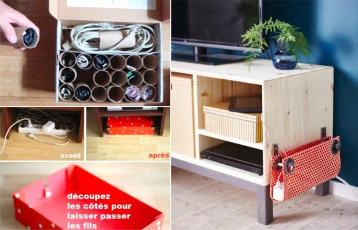 Cache Compteur Electrique Ikea 10 idées astucieuses pour dissimuler et ranger les fils