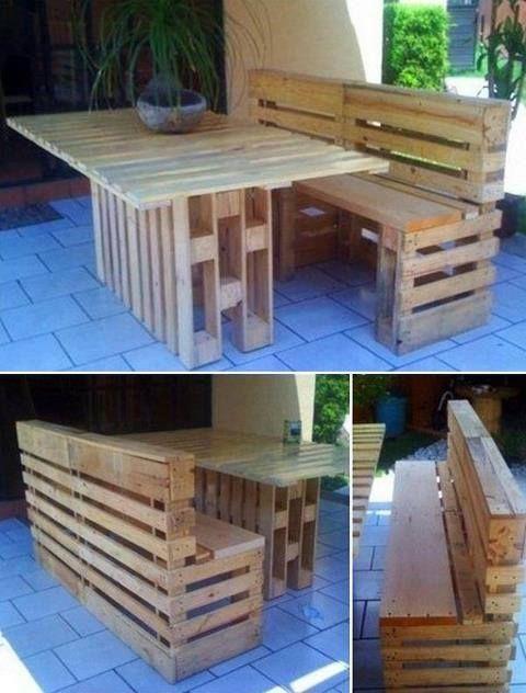 ensemble-banc-et-table-exterieur-palette