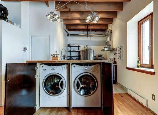 comment int grer le lave linge dans votre int rieur d couvrez plus de 30 inspirations. Black Bedroom Furniture Sets. Home Design Ideas