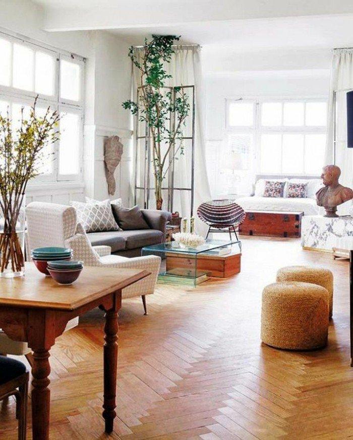 meubler-un-studio-20m2-deco-studio-etudiant-sol-en-bois-clair-meubles-de-salon
