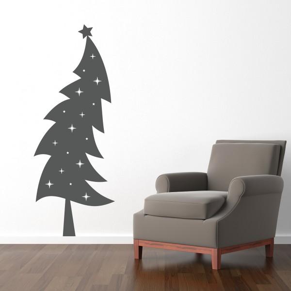 18 sapins de no l installer dans votre petit appartement des id es. Black Bedroom Furniture Sets. Home Design Ideas