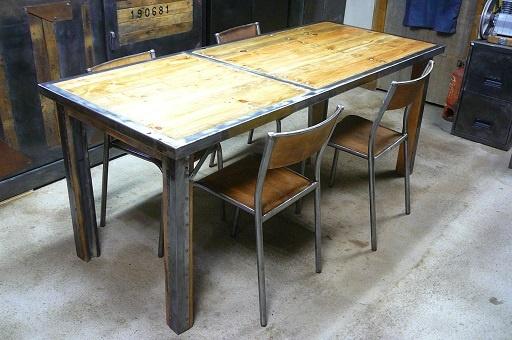 44 id es de table en palette pour votre maison page 4 sur 5 des id es - Table cuisine palette ...