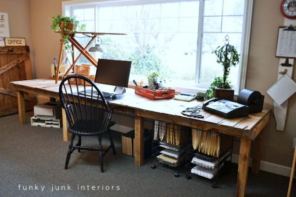 Organisation bureau maison aménagement bureau à la maison en