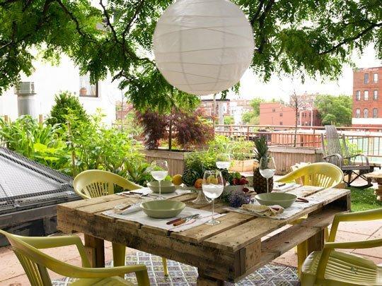 table-de-jardin-palette