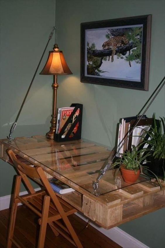 44 id es de table en palette pour votre maison page 4 sur 5. Black Bedroom Furniture Sets. Home Design Ideas