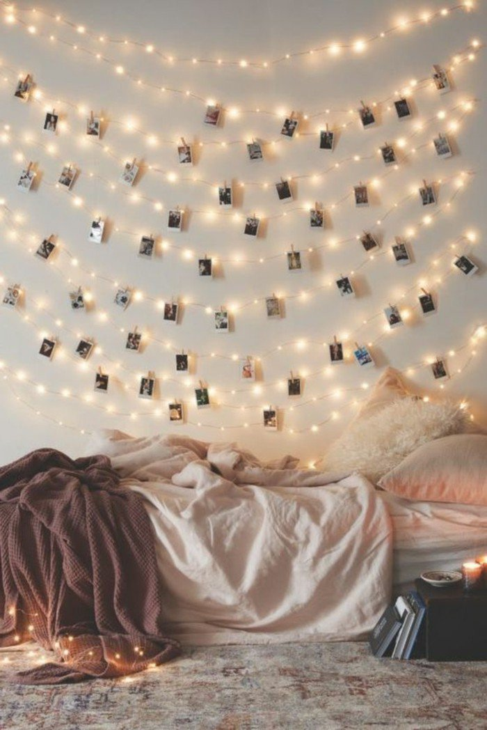 0-eclairage-romantique-idee-deco-murale-en-guirlande-lumineuse-idee-deco-lampes