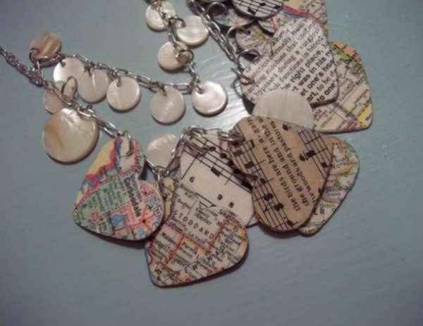 Favori 15 manières de recycler vos vieux livres - Des idées VZ74