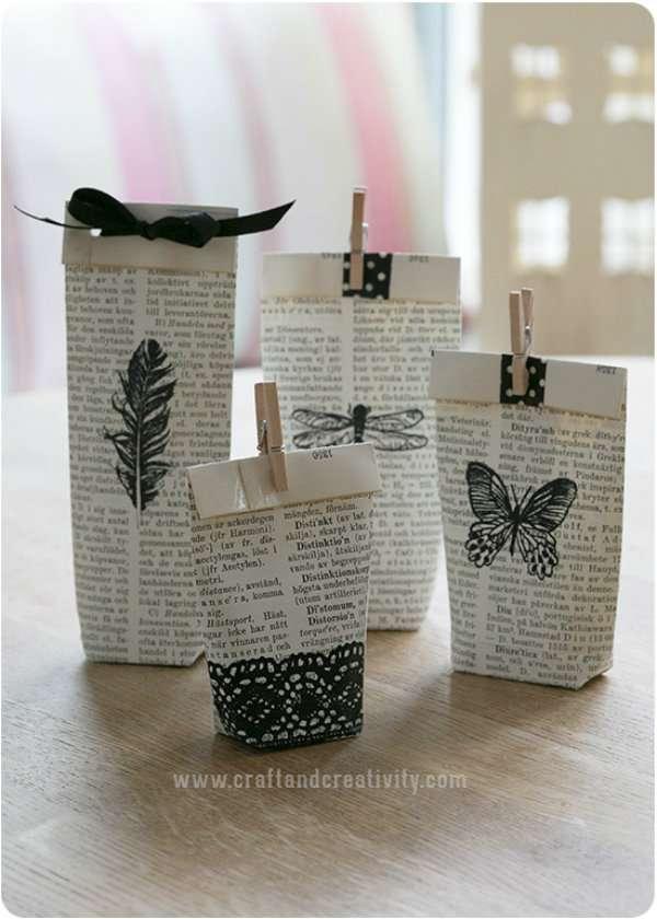 15 mani res de recycler vos vieux livres page 3 sur 3. Black Bedroom Furniture Sets. Home Design Ideas