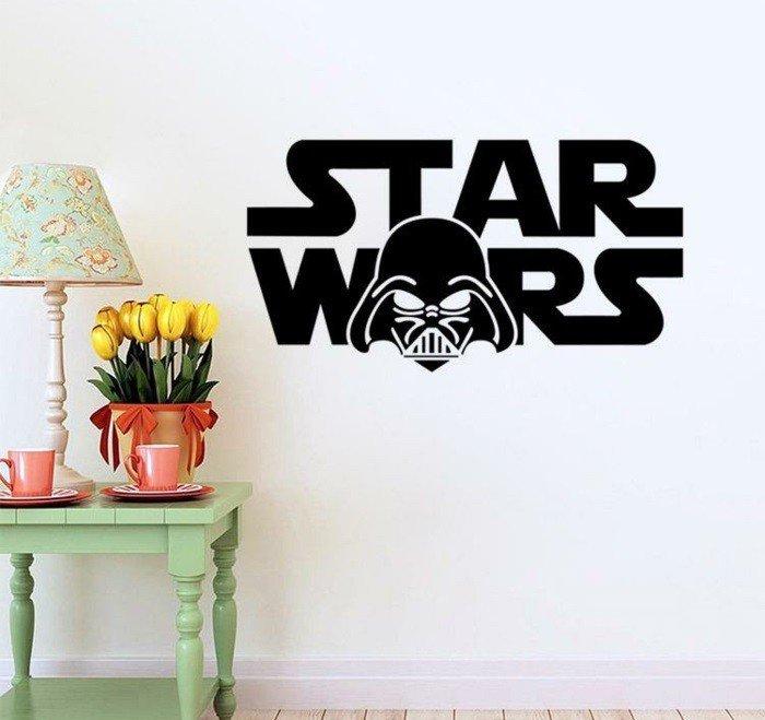 45 idées de décoration de chambre Star Wars