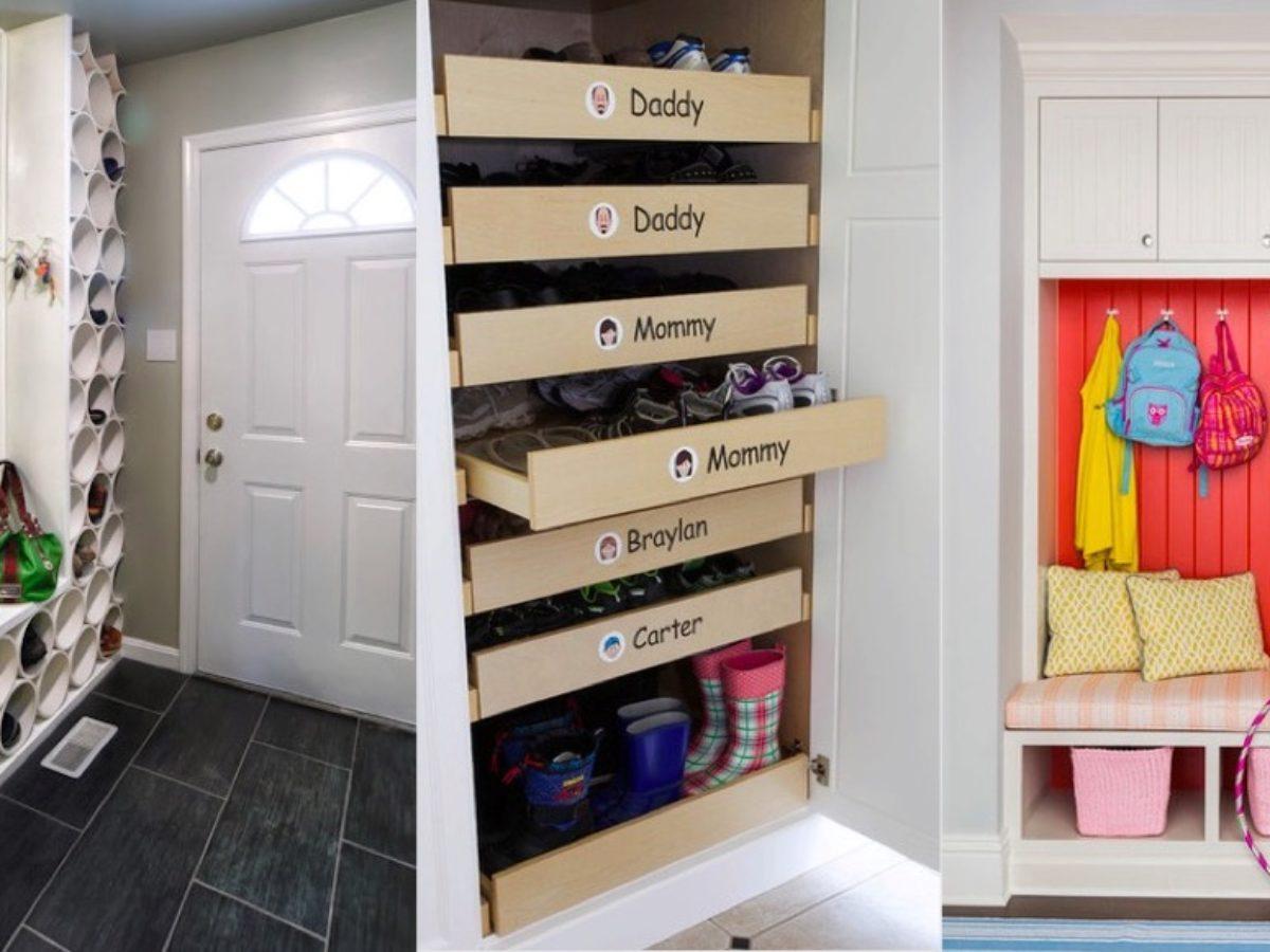 Agencement Entree De Maison 25 façons d'aménager une petite entrée